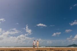 Beach wedding was always something we had in mind